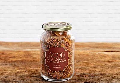 Granola de chia & limão, 270g – Good Karma