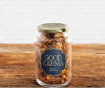 Granola de ervas finas, 270g – Good Karma
