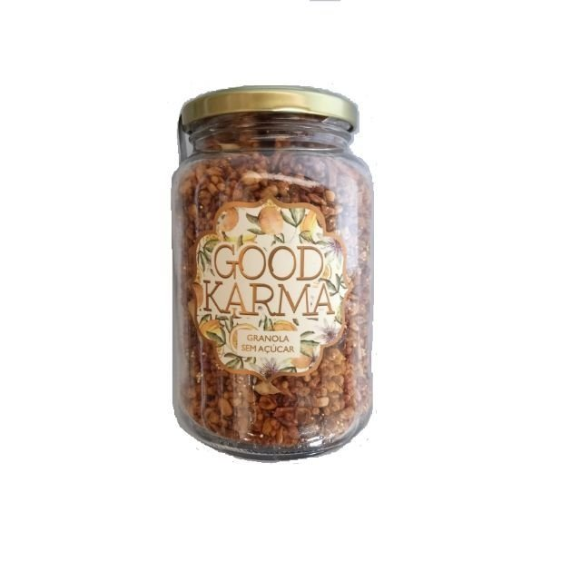 Granola Sem Açúcar - Good Karma