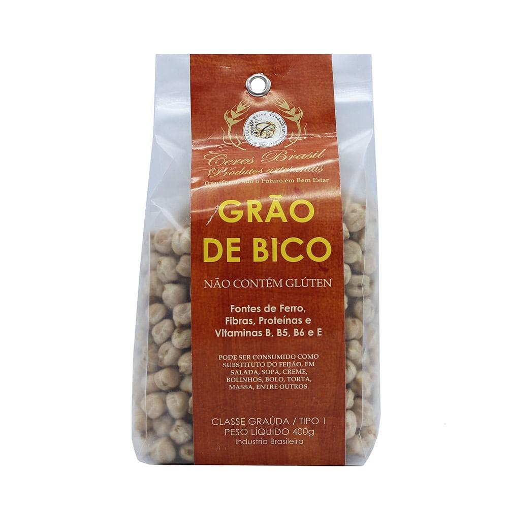 Grão de bico, 400g - Ceres Brasil