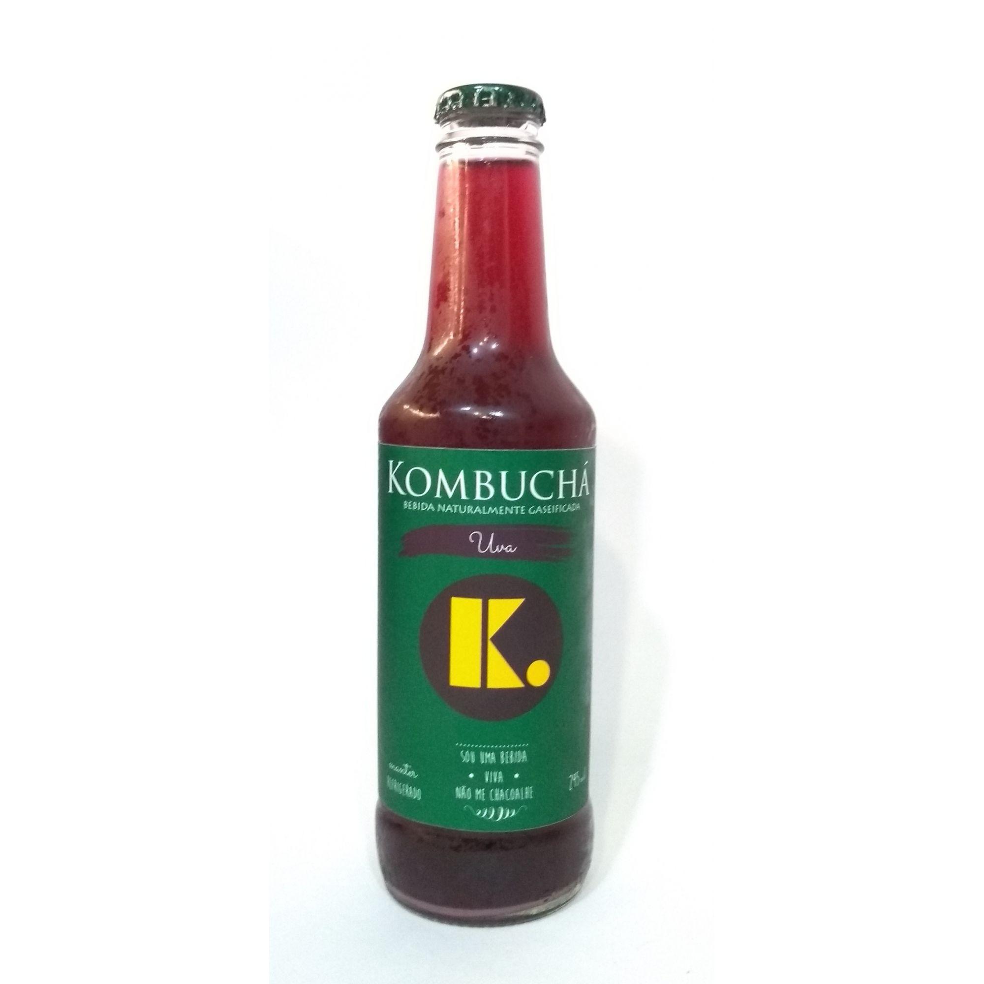 Kombuchá, 295ml – K Probióticos