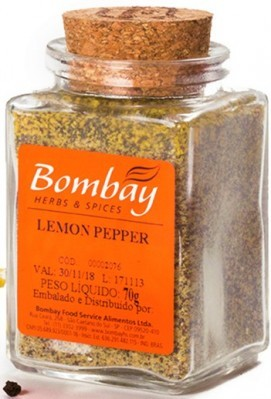 Lemon Pepper 90g - Bombay