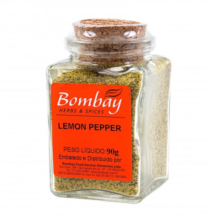 Lemon Pepper 90g - Bombay