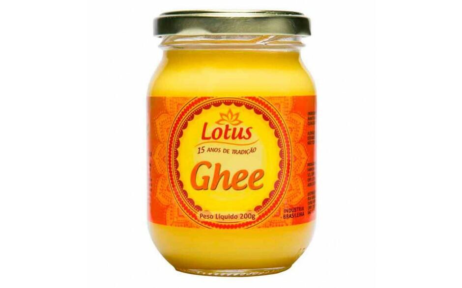 Manteiga Ghee - Lotus