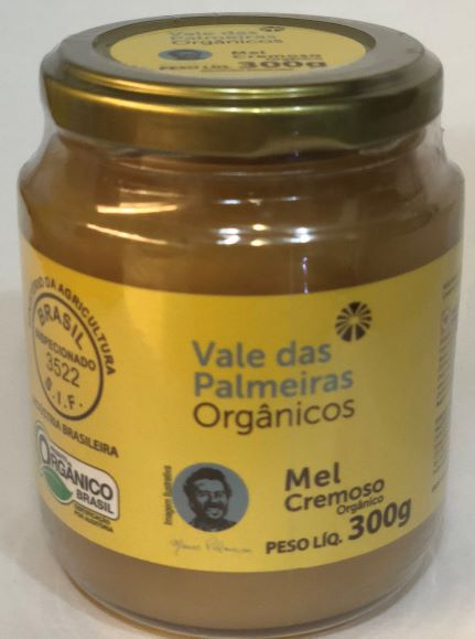 Mel Cremoso, 300g - Vale das Palmeiras