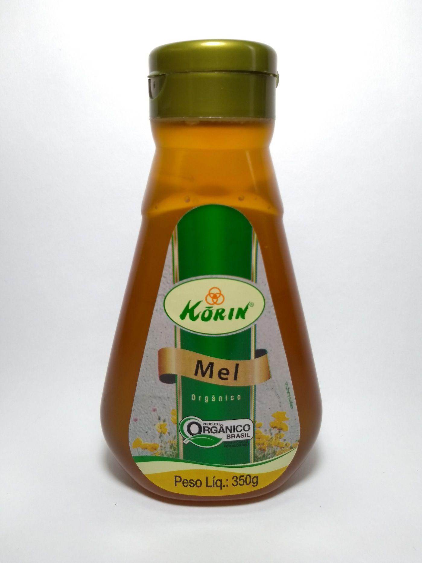 Mel orgânico, 350g – Korin