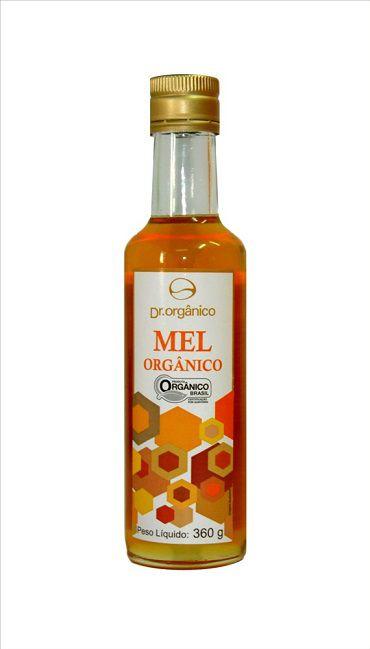 Mel Orgânico, 360g - Dr. Orgânico