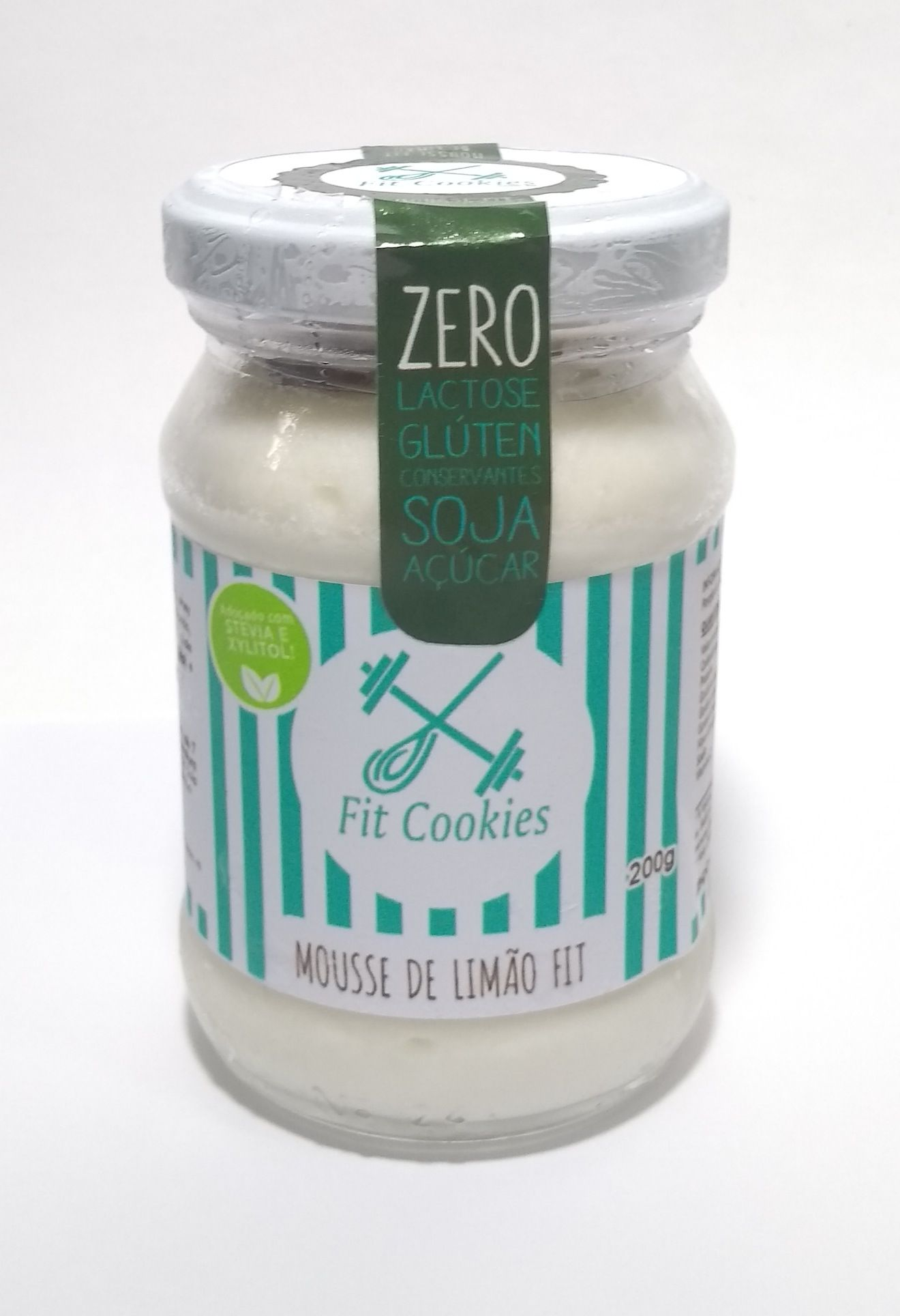Mousse fit, 200g - Fit Cookies