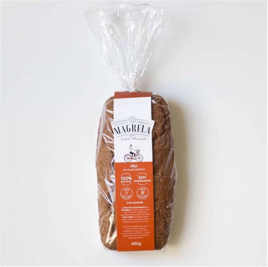 Pão de Oleaginosas - Magrela