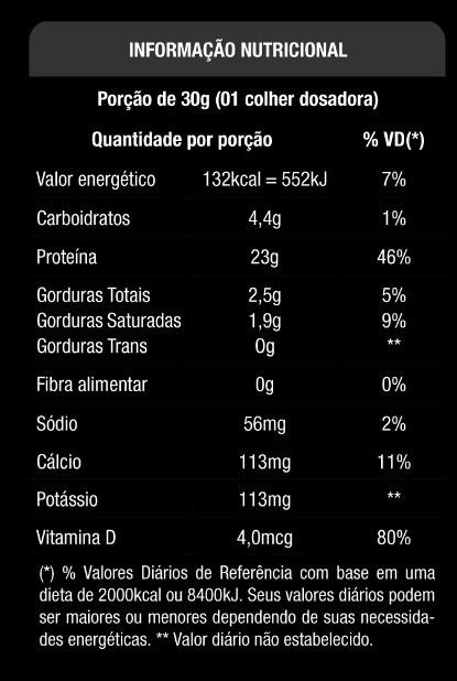 Plasma io Whey Protein Baunilha 900g - Nutrata