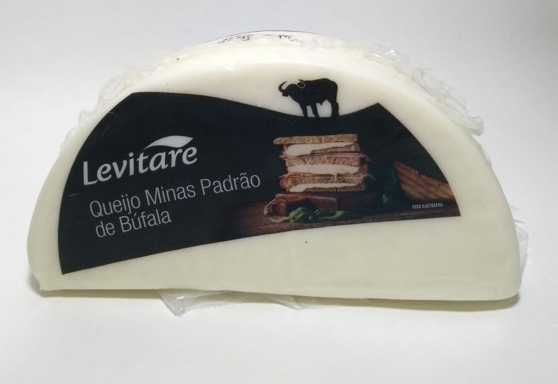 Queijo minas padrão de búfala – Levitare
