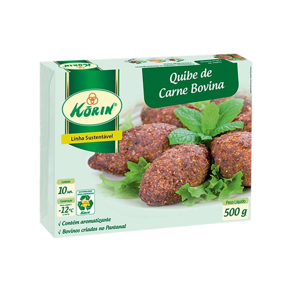 Quibe 500g - Korin