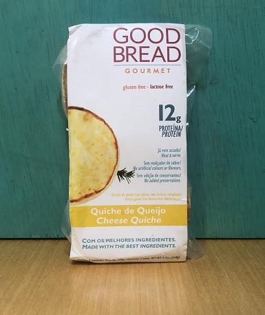 Quiche de Queijo - Good Bread