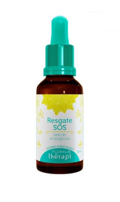 Resgate SOS - Floral Thérapi