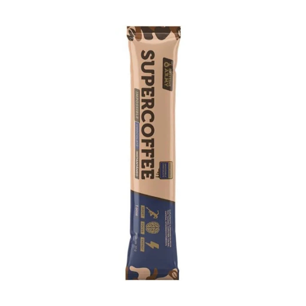 Supercoffee 10g - Impossible Chocolate - Caffeine Army