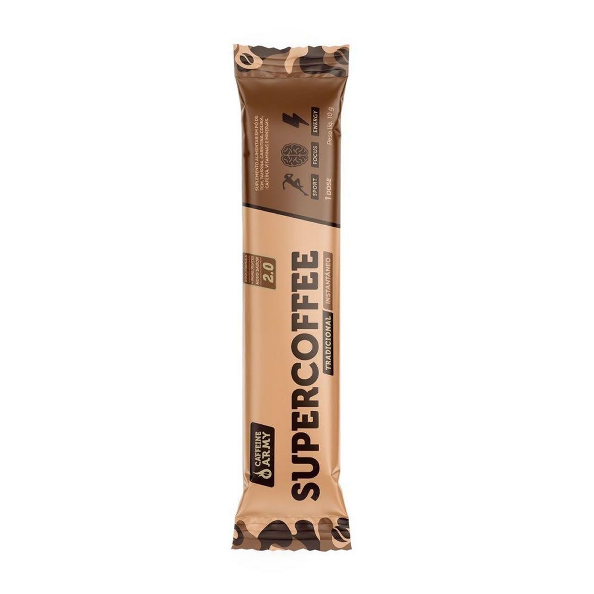 SuperCoffee Sachê (10g) - Caffeine Army