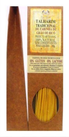 Talharim de farinha de grão de bico, 200g – Ceres Brasil