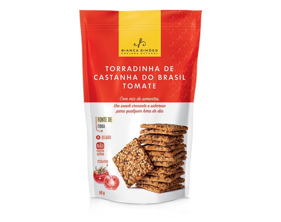 Torradinha de Castanha-do-Brasil 50g - Bianca Simões