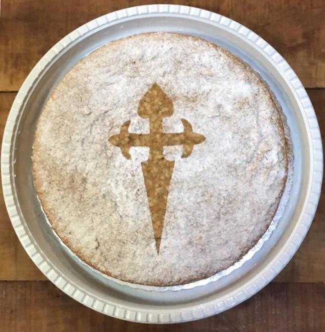 Torta de Santiago - Armazém14