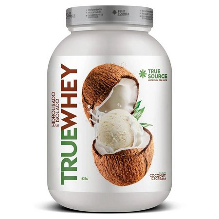 Whey Protein Isolado 837g - True Source