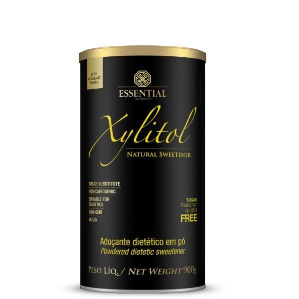Xylitol - Adoçante natural de xilitol, 900g – Essential Nutrition