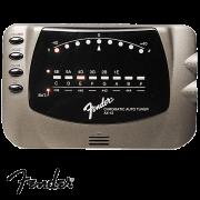 Afinador Fender Cromatico para Guitarra Baixo e Violao Ax12