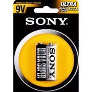 Bateria Sony 9V Ultra Heavy Duty