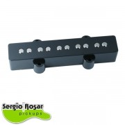 Captador para Baixo Jazz Bass 5C Sergio Rosar Vintage Braco