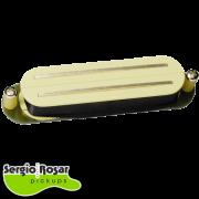 Captador Dual Blade Sergio Rosar Strat Tone Creme