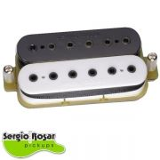 Captador Humbucker Sergio Rosar Virtual Active Zebra Moderno
