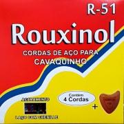 Corda Para Cavaco Com Chenille R-51 Rouxinol