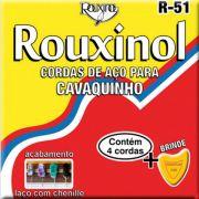 Corda Para Cavaco Rouxinol Com Chenille R-51