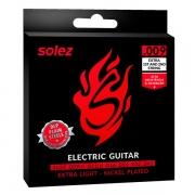 Corda Para Guitarra 009 SLG9 Solez
