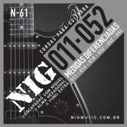 Corda Para Guitarra Nig 011 Evolution N-61