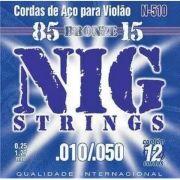 Corda Para Violão 12 Cordas Nig 010 N-510