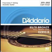 Corda Para Violão 011 Ez910-B Daddario