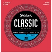 Corda Para Violão Classic Nylon Ej27h Hard Daddario