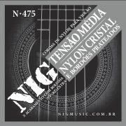 Corda Para Violao Nig Nylon Tensao Media N-475