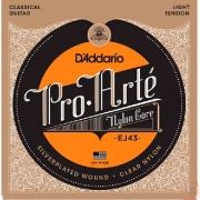 Corda Para Violão Pro Arte Nylon Light Ej43 Daddario
