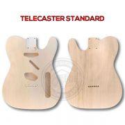 Corpo Telecaster Standard