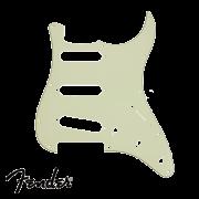 Escudo Fender para Guitarra 62 Strato SSS Mint Green