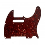 Escudo Fender para Guitarra Tele 3 Camadas Tortoise