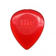Palheta Big Stubby 1mm Vermelha Dunlop