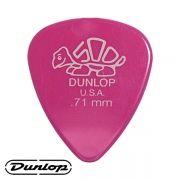 Palheta Dunlop Delrin 500 0,71mm