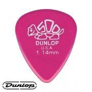 Palheta Dunlop Delrin 500 1,14mm