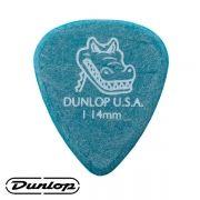 Palheta Dunlop Gator Grip 1,14mm