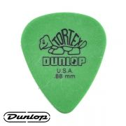 Palheta Dunlop Tortex Grip 0,88mm