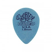 Palheta Dunlop Tortex Small 1mm Teardrop
