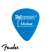 Palheta Fender California Medium Azul