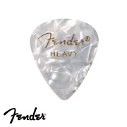 Palheta Fender Heavy Madreperola